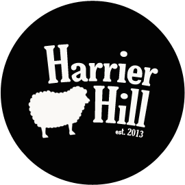 Harrier Hill logo